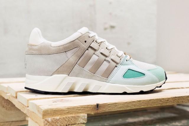 Sneakersnstuff x adidas Originals EQT Running Guidance 93 Malt