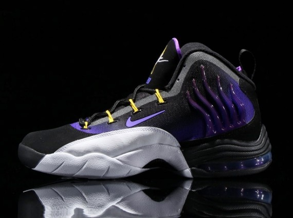 Nike Zoom Sonic Flight Black / Purple Venom