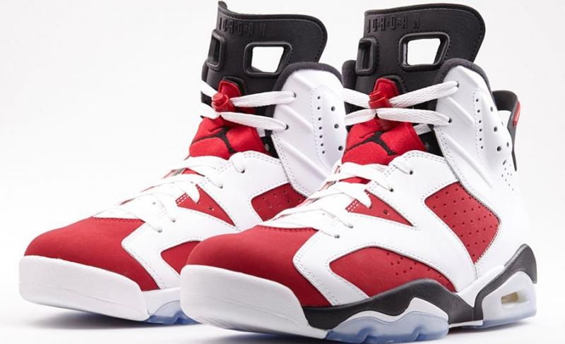 79c804a5542d Air Jordan 6 Carmine 2014