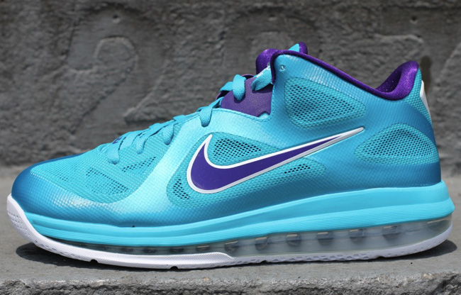 Nike Lebron 9 Low Hornets