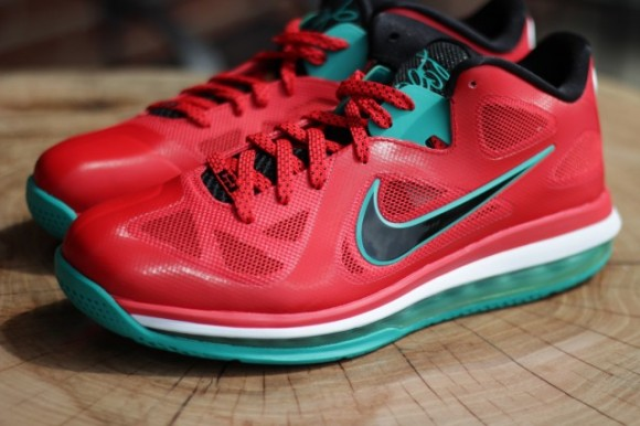 competitive price b8f60 a9668 Nike Lebron 9 Low Liverpool