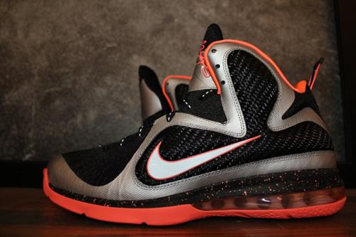 90c276e2d5f1 ShoeFax - Nike Lebron 9 Mango