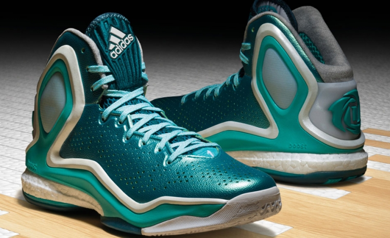 adidas d rose 5 boost the lake