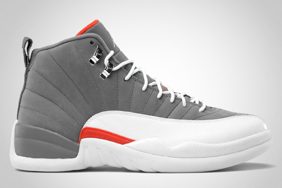 Air Jordan 12 - Cool Grey