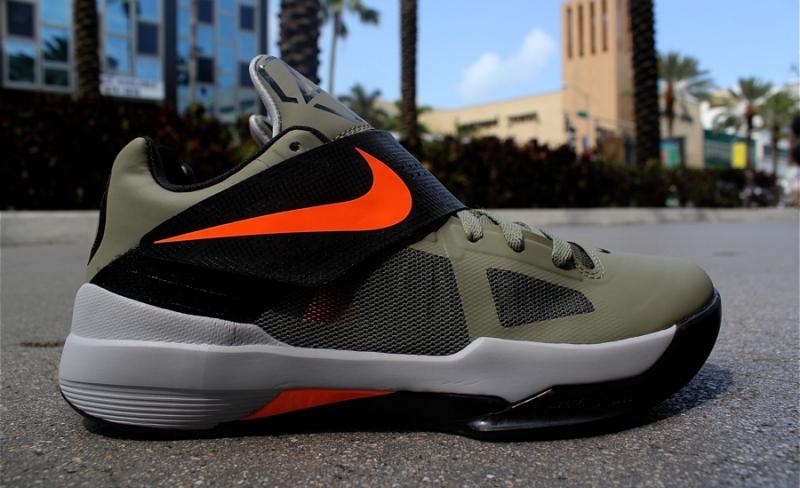 Nike KD 4 Rogue Green
