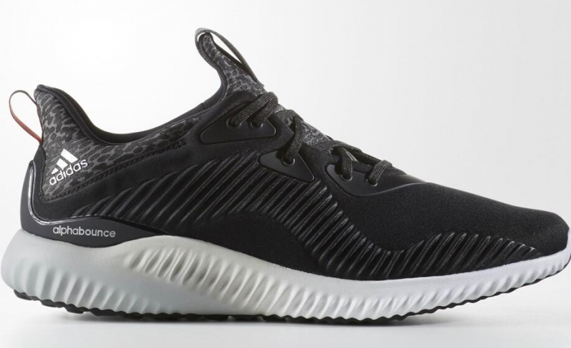 Adidas AlphaBounce Core Black