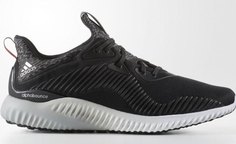 Adidas AlphaBounce Core Black