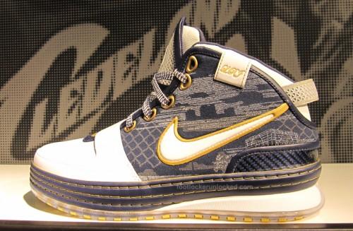 Nike Lebron 6 Akron