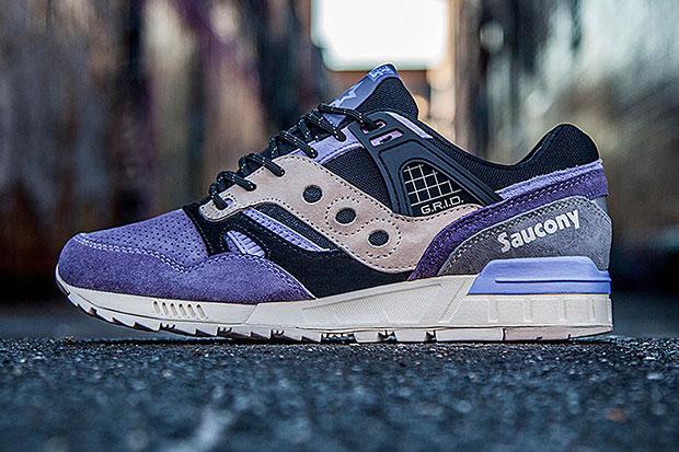 Sneaker Freaker x Saucony Grid SD Kushwacker