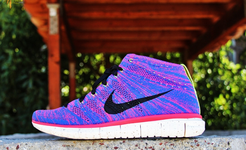 outlet store 627a7 4ea4a ShoeFax - Nike Free Flyknit Chukka Mercurial