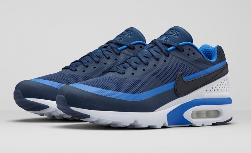 Nike Air Max BW Ultra Midnight Navy