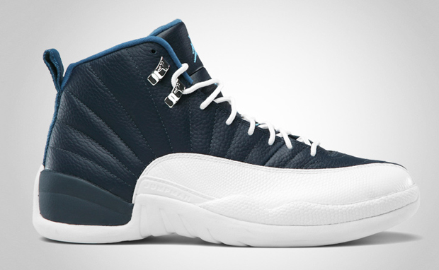 2012 Air Jordan 12 Obsidian