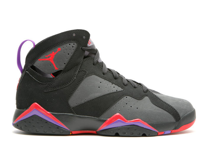 Air Jordan 7 Raptor Defining Moments Package