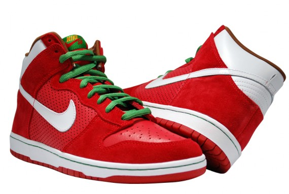 Nike Dunk High Pro SB Big Gulp / Sport Red