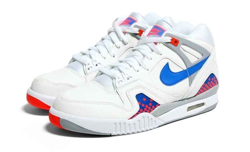 bea87431b6ce Nike Air Tech Challenge 2 PIxel Court
