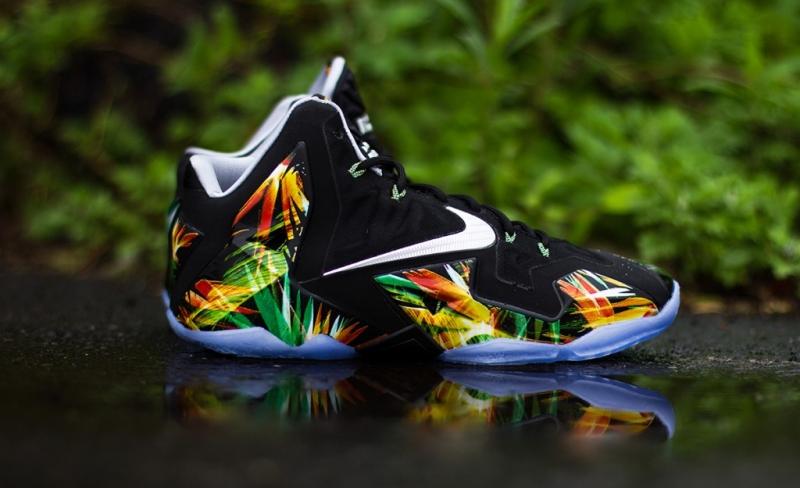 ShoeFax - Nike Lebron 11 Everglade