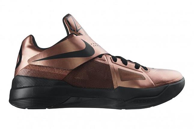 Nike KD 4 Christmas / Bronze