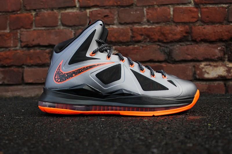 081cf2b934d8 ShoeFax - Nike Lebron 10 Lava