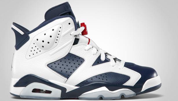 12e22cac57db23 Air Jordan 6 Olympic (2012)