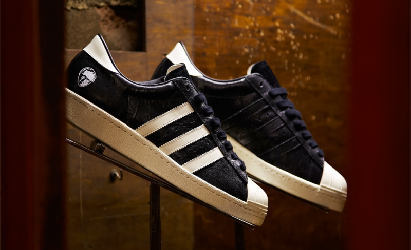 15d608644f5558 Neighborhood x adidas Consortium Superstar