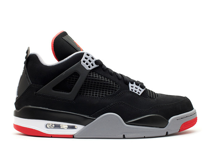 Air Jordan 4 Black Cement (2012)