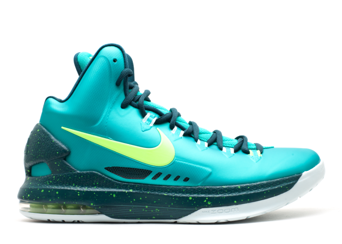 Nike KD 5 Hulk