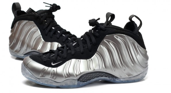 Nike Air Foamposite One Metallic Pewter
