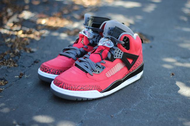 ShoeFax - Air Jordan Spizike Gym Red