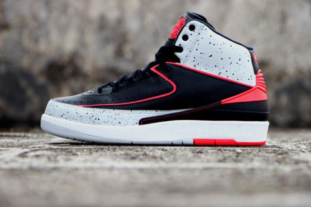 Air Jordan 2 Infrared