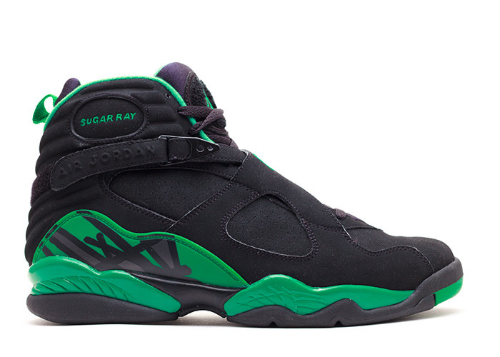 Air Jordan 8 Sugar Ray