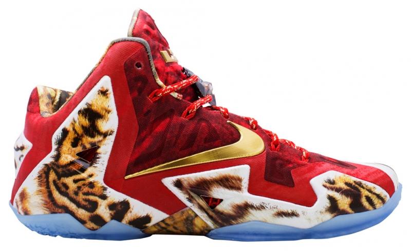Nike Lebron 11 2K14