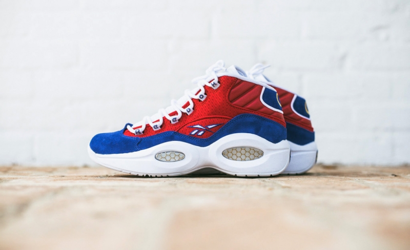 Reebok Question Mid Banner