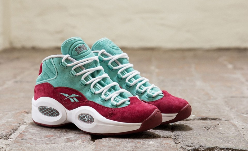 Reebok Question Mid SNS Question About Nothing
