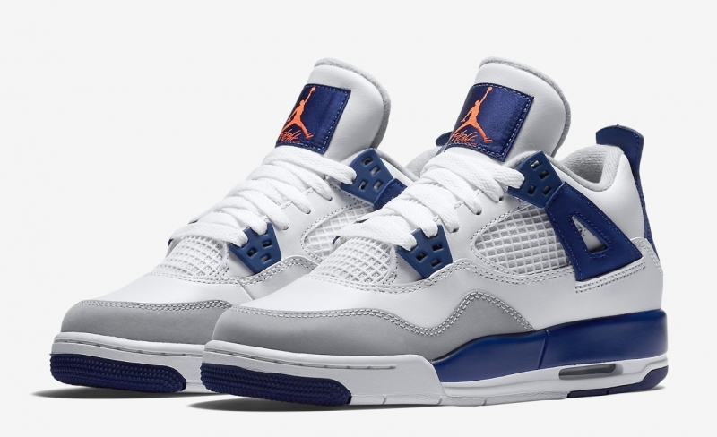 Air Jordan 4 GS Knicks