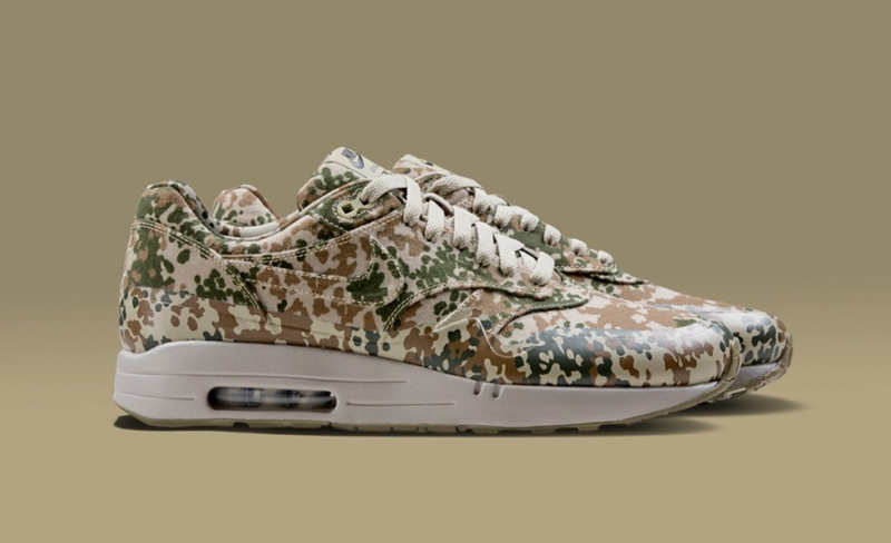 Nike Air Maxim 1 Germany Camo