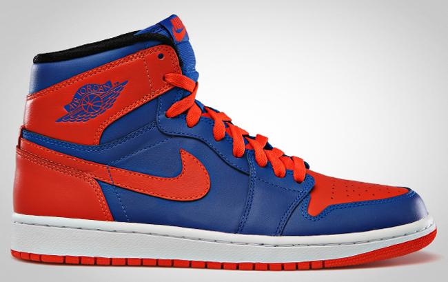 Air Jordan 1 High OG New York Knicks