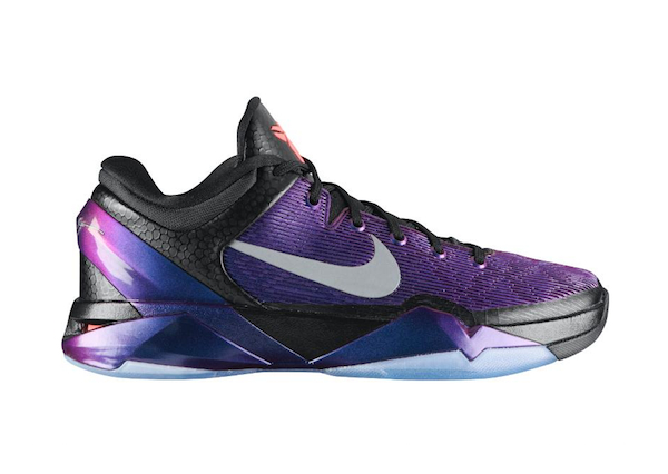 Nike Kobe 7 Invisible Cloak