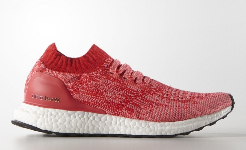 Adidas Ultra Boost Uncaged Ray Red Women