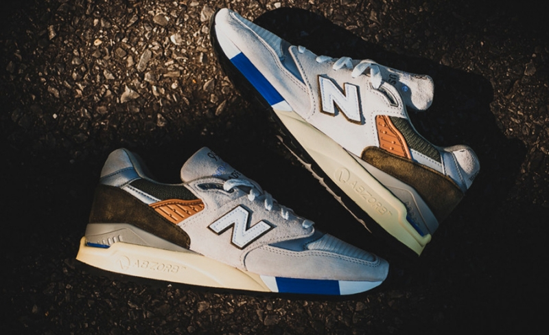 New Balance 998 C-Note Concepts